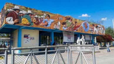 Campus de UNC Cajamarca