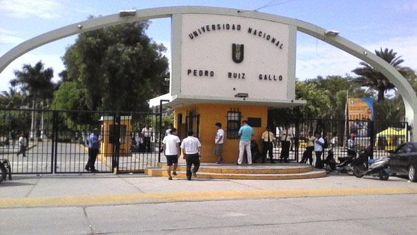 Campus de la UNPRG