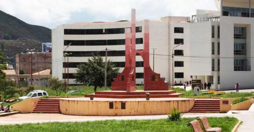 Campus de la UNSAAC