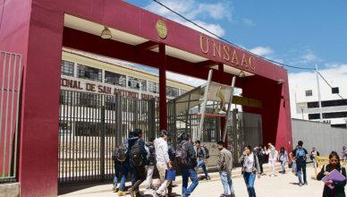 Campus Universidad San Antonio Abad del Cusco